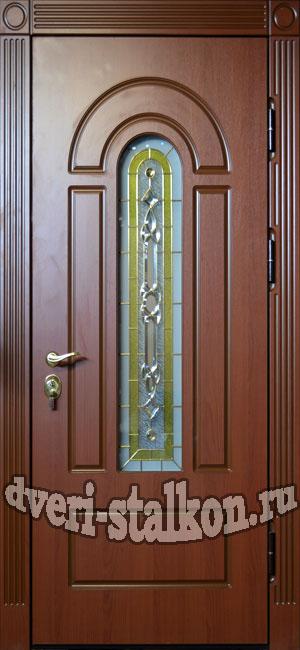 изготовление и установка входной двери в волоколамске