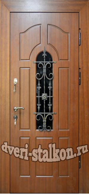входные двери дачные с стеклопакета